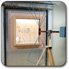Cuprotect shielding systems gmbh cuprotect abschirmsysteme for Fenster test